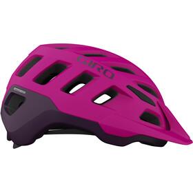 Giro Radix Casco Mujer, rosa/negro